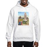 Lady of fatima Hooded Sweatshirt
