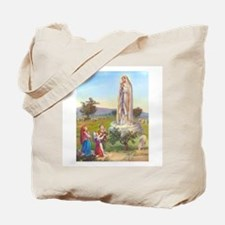 Our Lady of Fatima Tote Bag