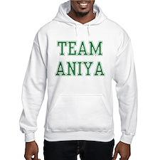 TEAM ANIYA Hoodie Sweatshirt