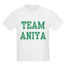 TEAM ANIYA  Kids T-Shirt