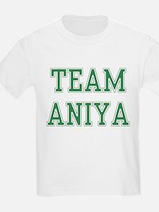 TEAM ANIYA  Kids T-Shirt