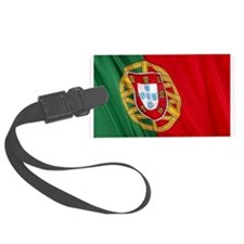 Cute Portugal Luggage Tag