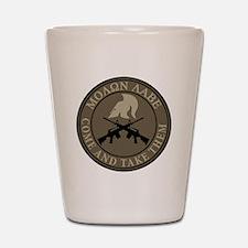 Molon Labe, Come and Take Them Shot Glass