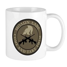 Molon Labe, Come and Take Them Mug
