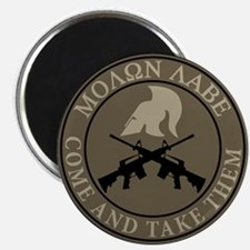"Molon Labe, Come and Take Them 2.25"" Magnet (100 p"