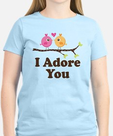 I Adore You Dating Gift T-Shirt