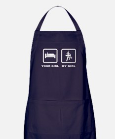 Bass Clarinet Player Apron (dark)