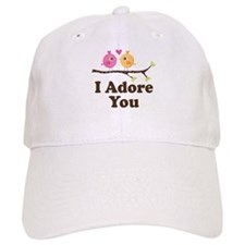 I Adore You Dating Gift Baseball Cap
