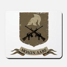Molon Labe, Come and Take Them Mousepad