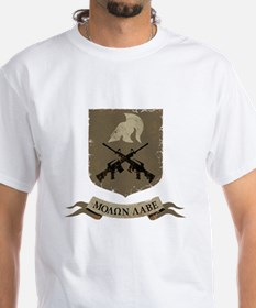 Molon Labe, Come and Take Them Shirt