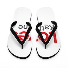 Love Katherine Flip Flops