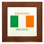 Eglinton Ireland Framed Tile
