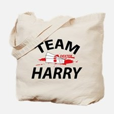 Team Harry - Dexter Tote Bag