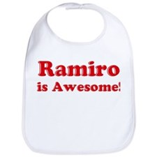 Ramiro is Awesome Bib