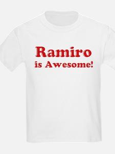 Ramiro is Awesome Kids T-Shirt