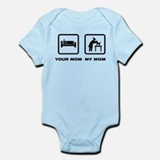 Veterinarian Infant Bodysuit
