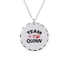 Team Quinn - Dexter Necklace