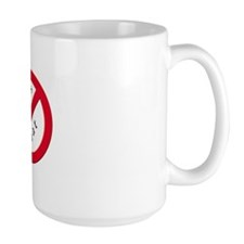 No trans fat! Mug