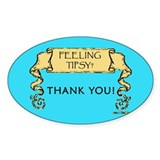 Gratuity Stickers