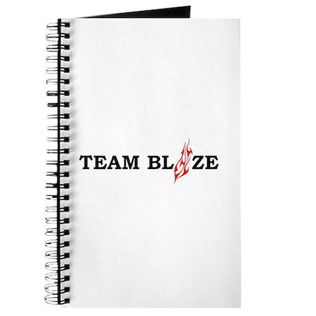 Official Team Blaze Journal