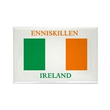 Enniskillen Ireland Rectangle Magnet