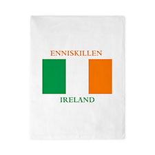 Enniskillen Ireland Twin Duvet
