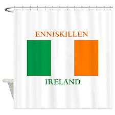 Enniskillen Ireland Shower Curtain