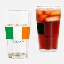 Enniskillen Ireland Drinking Glass
