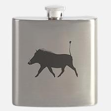 Unique Africa Flask