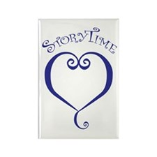 StoryTime Rectangle Magnet (10 pack)