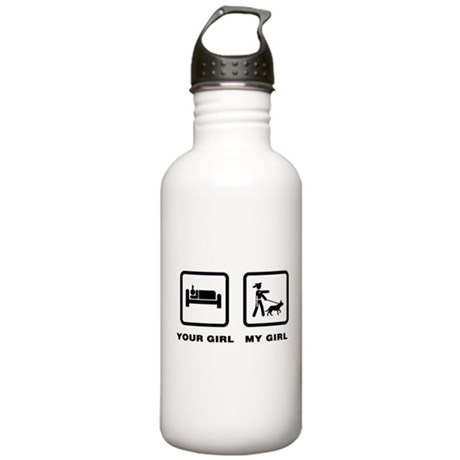 K9 Police Stainless Water Bottle 1.0L