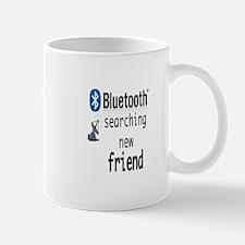 bluetooth searching new friends Mug