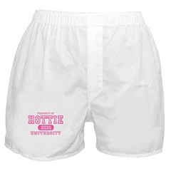 Hottie University Boxer Shorts