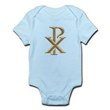 Golden 3-D Chiro Body Suit