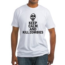 Keep Calm Kill Zombies T-Shirt