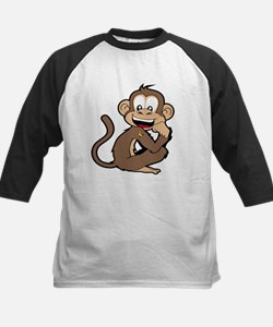 cheeky Monkey Baseball Jersey