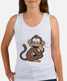 cheeky Monkey Tank Top