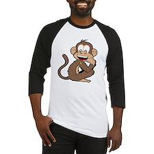 cheeky Monkey Baseball Jersey