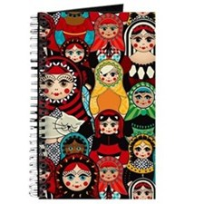 Matryoshka! Journal
