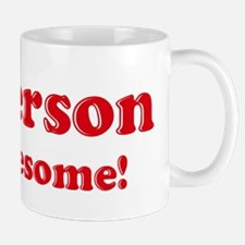 Anderson is Awesome Mug