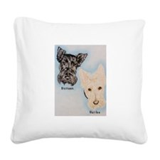 Baylee and Buttons Scottie Scottish Terrier Square