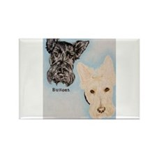 Baylee and Buttons Scottie Scottish Terrier Rectan