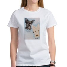 Baylee and Buttons Scottie Scottish Terrier T-Shir