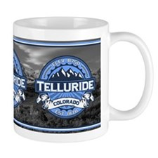 Telluride Blue Mug