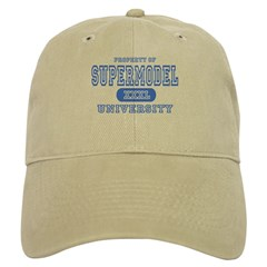 Supermodel University Baseball Cap
