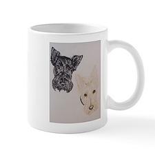 Baylee Buttons Scottish Terrier Scottie Mug