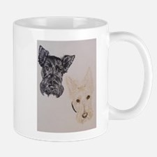 Baylee Buttons Scottish Terrier Scottie Mug