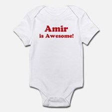 Amir is Awesome Infant Bodysuit
