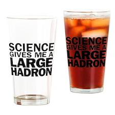 Unique Acceleration Drinking Glass
