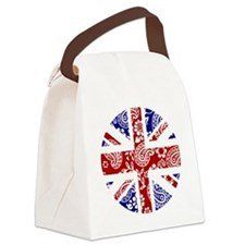Paisley Jack Canvas Lunch Bag